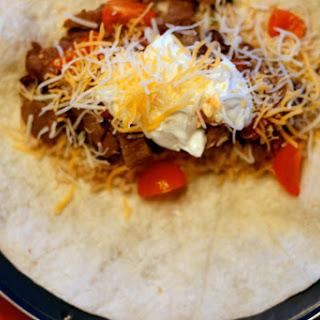 Tri-Tip Burrito