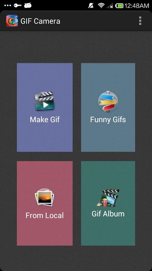 GIF Camera- screenshot