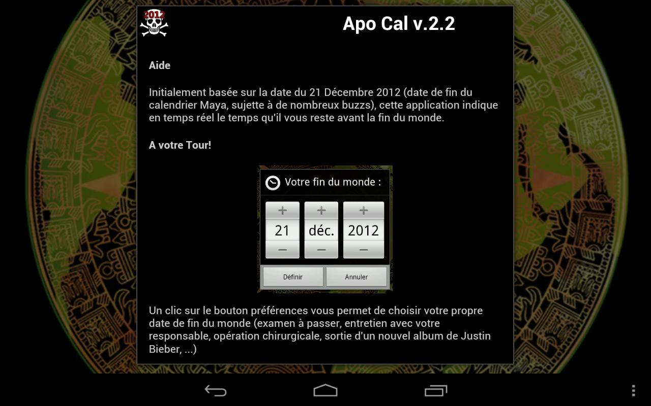 Apo Cal - screenshot