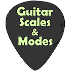 Guitar Scales & Modes Free icon
