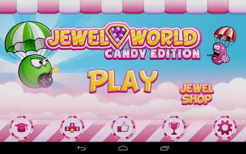 Candy Jewel World Match 3 Saga
