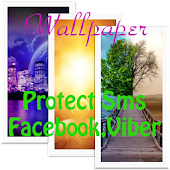 Protect SMS,Facebook,Viber,...