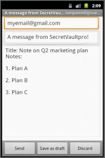 SecretVaultpro(free)- screenshot thumbnail