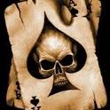 Skull As Ace Of Spades logo