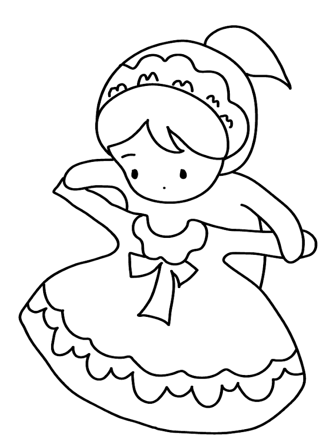 Coloring Girl - Draw & Doodle - Android Apps on Google Play