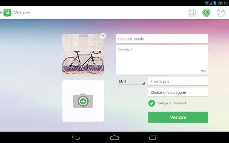 android Shpock Flohmarkt Kleinanzeigen Screenshot 9