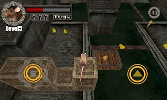 Screenshot of Sewer Rat Run 3D HD