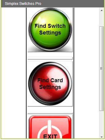 Simplex Switches Pro