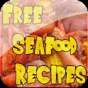 Free Seafood Recipes icon