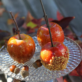 Caramel Apples.