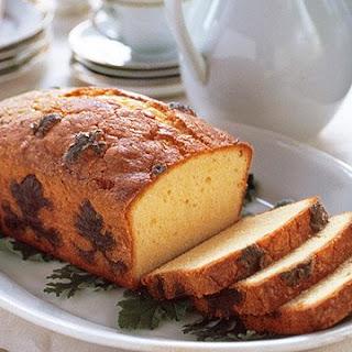 Scented Geranium Pound Cake