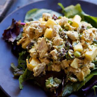 Curry Turkey Salad.