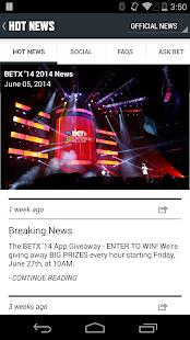 BET Experience '14 - screenshot thumbnail