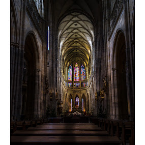 St. Vitus cathedral Prague! by Marko Icelic - Buildings & Architecture Statues & Monuments