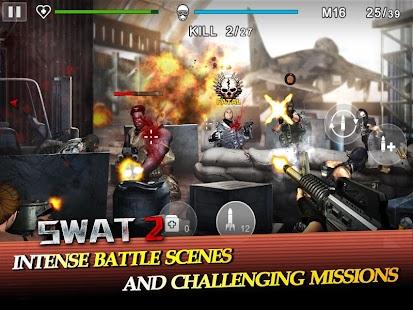 SWAT 2 Screenshot