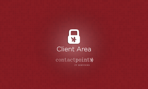 Contact Point Client Area