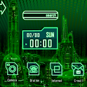 CUKI Theme Cyber City