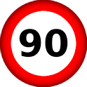 Speed Alert Demo icon