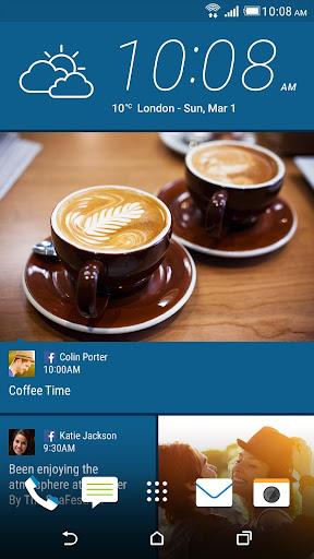 Screenshot for HTC Social Plugin - Facebook in Hong Kong Play Store