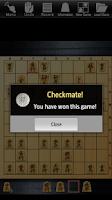 Screenshot of Shogi Lv.100 Lite (JPN Chess)