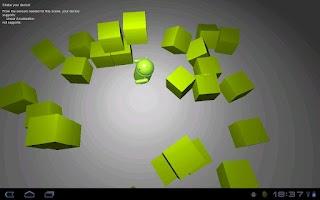 Screenshot of GyroDroid