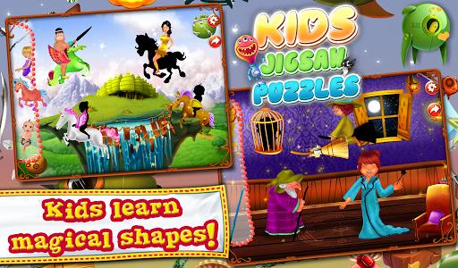 Kids Jigsaw Puzzles v5.1.1