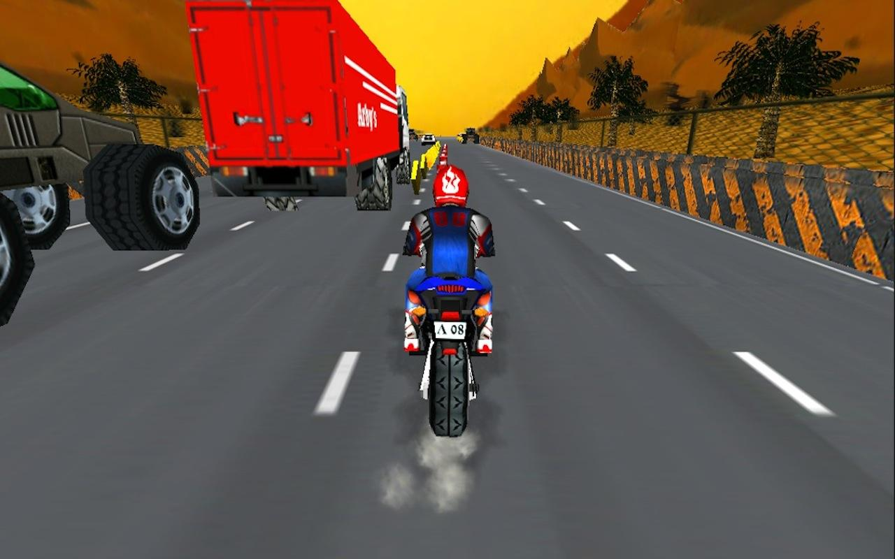 Bike Racing Games For Android Bike Race Game screenshot