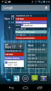 Calendar++ Free - screenshot thumbnail