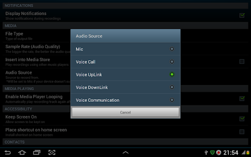 玩免費生產應用APP|下載Automatic Call Recorder Pro app不用錢|硬是要APP