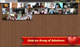 Screenshot of Chat Vanilla Show