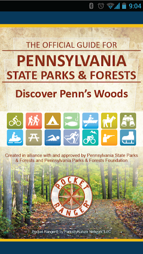 PA State Parks Guide  screenshots 1