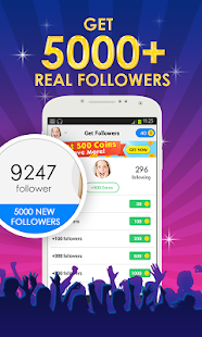 5000 Followers for Instagram