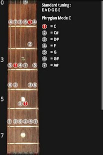 Guitar Scales - screenshot thumbnail