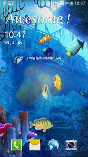 Ocean Live Wallpaper - screenshot thumbnail