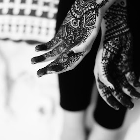 Art by S Nair - People Body Art/Tattoos ( hand, art )