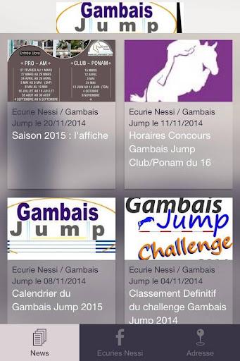 GAMBAIS JUMP