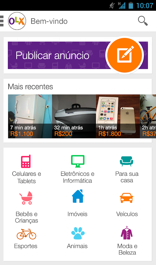 OLX Classificados Grátis – Apps para Android no Google Play - photo#9