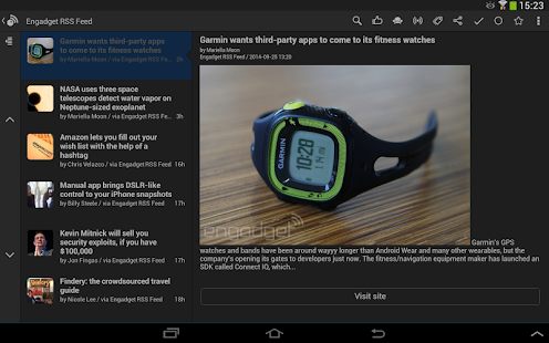 Inoreader - RSS & News Reader Screenshot 19