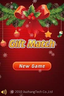Christmas Gift Match- screenshot thumbnail