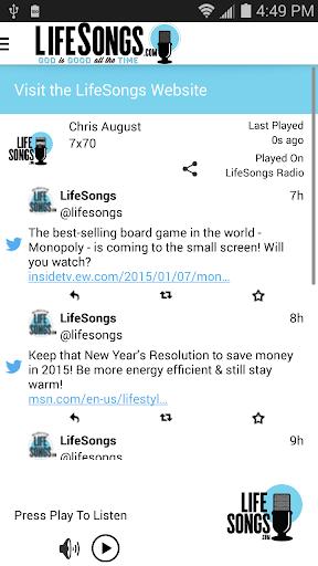 LifeSongs Radio