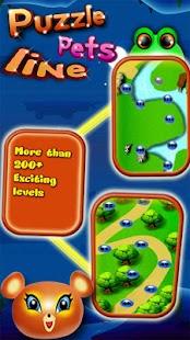 Puzzle Pets Line Screenshot 23