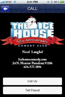 ICE HOUSE COMEDY CLUB - screenshot thumbnail