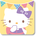 HELLO KITTY Theme54 icon