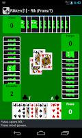 Screenshot of Toepen Plus