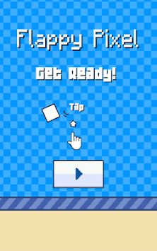 Flappy Pixel apk screenshot