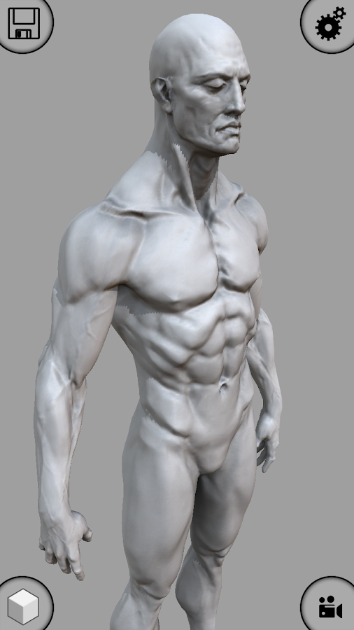 MARA3D Human Anatomy Lite - screenshot
