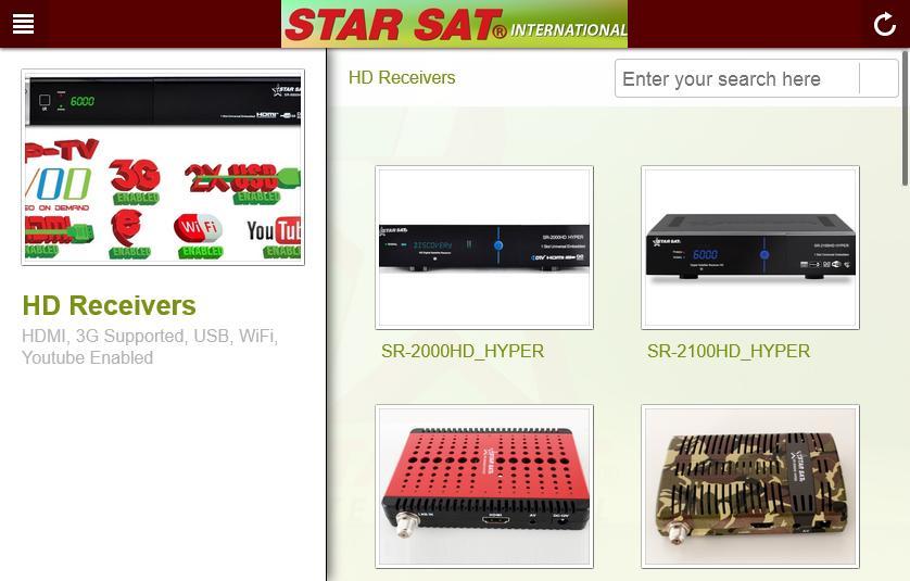 Starsat 2200 Hd Wifi Tv - professionalxsonar