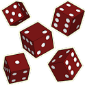 Dice Poker logo