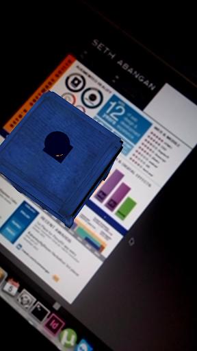 【免費娛樂App】Augmented CV-APP點子