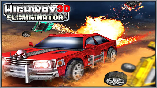 Highway Eliminator 3D Game